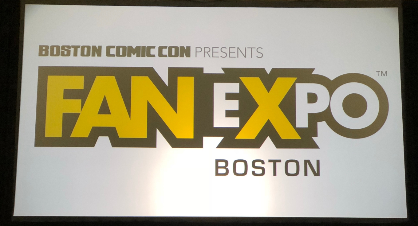 Fan Expo Boston logo