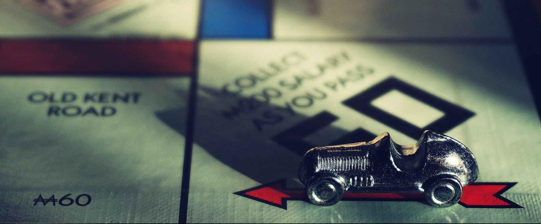 gray car die cast model